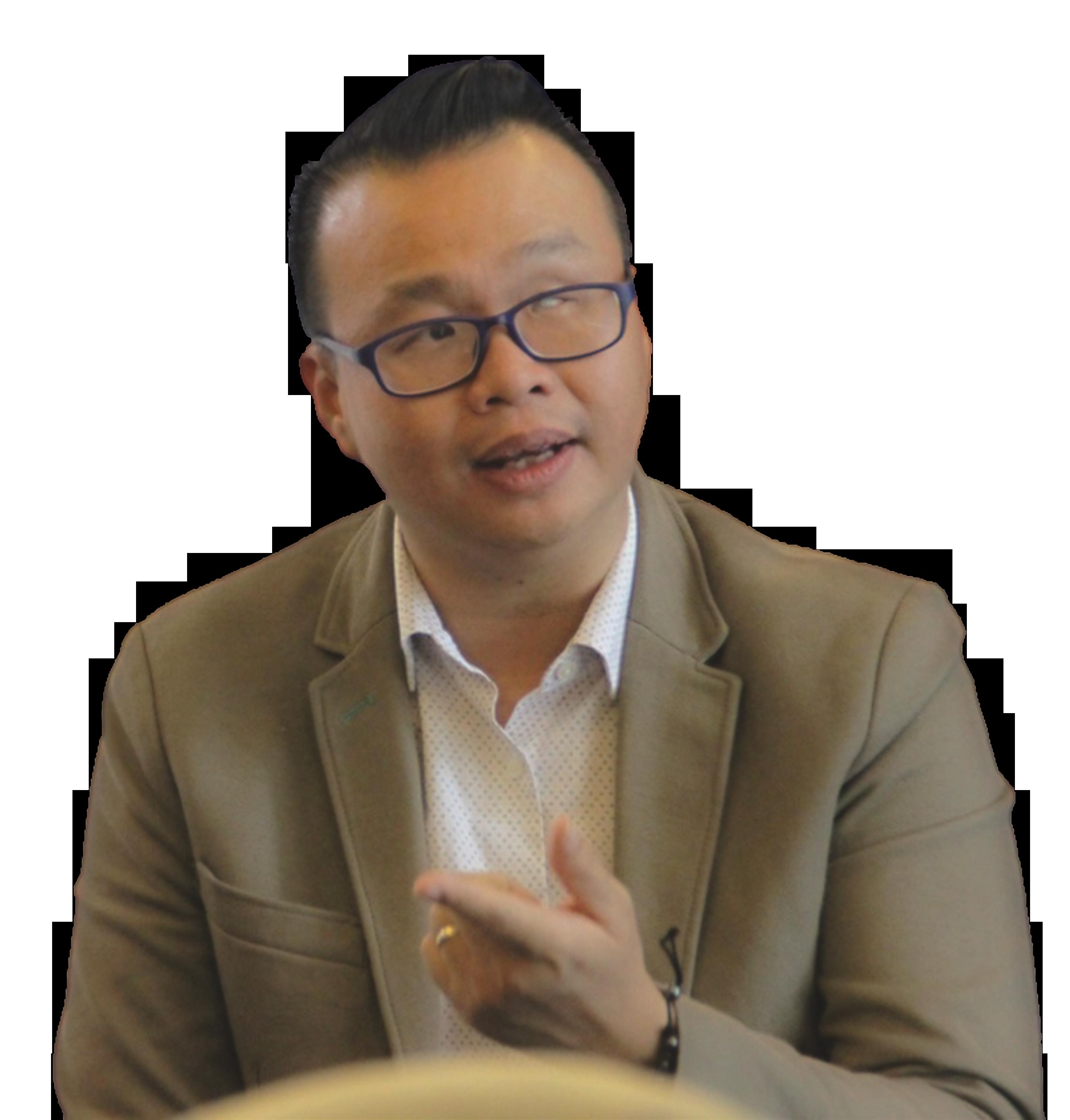Antonius Arif | Sales Performance Trainer