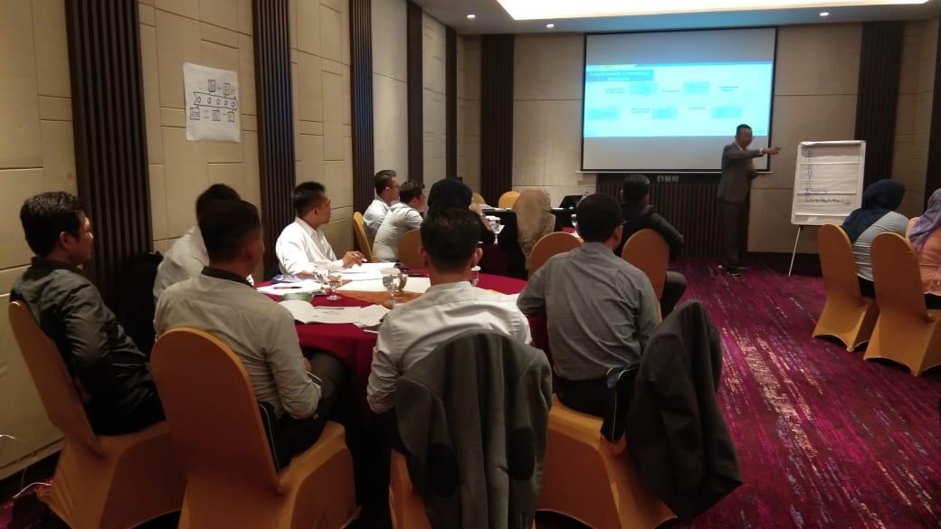 Reconnecting Day After Training di Galuh Mas Karawang